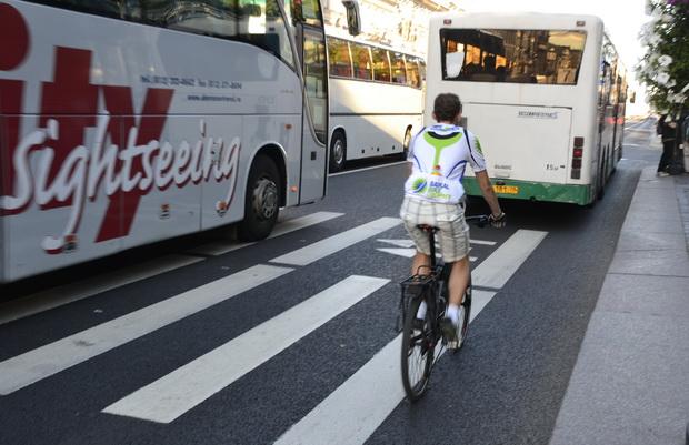Ответственность велосипедистов при ДТП
