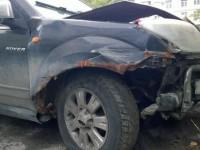 Повреждения кузова автомобиля