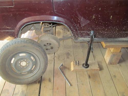 Самостоятельная шумоизоляция арок колес в условиях гаража