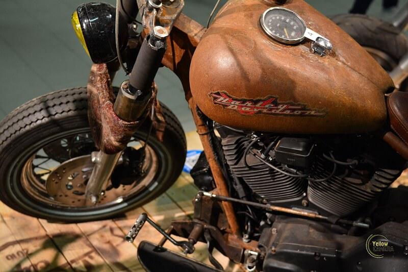 Уникальные старинные мотоциклы