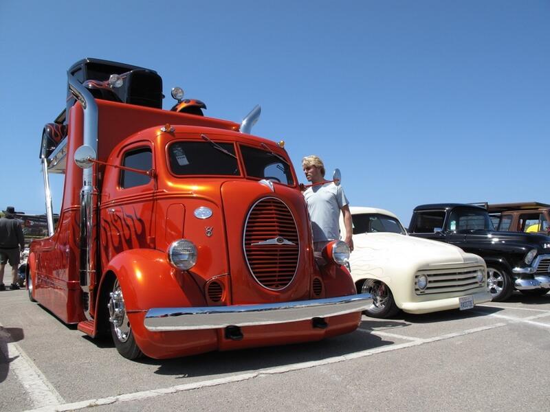 В шоу и выставках участвуют не только легковые авто