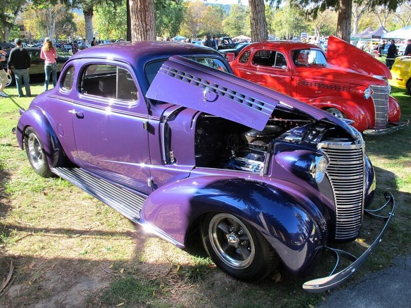 Многие старые авто находятся в идеальном состоянии