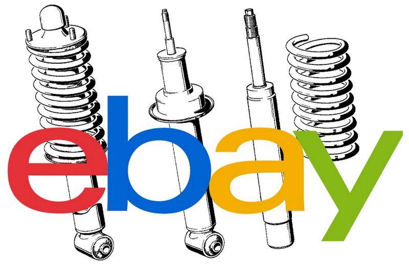 Топ-10 амортизаторов по версии eBay