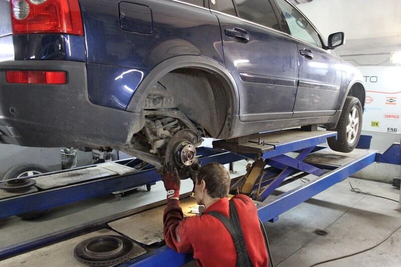 ремонт тормозных дисков