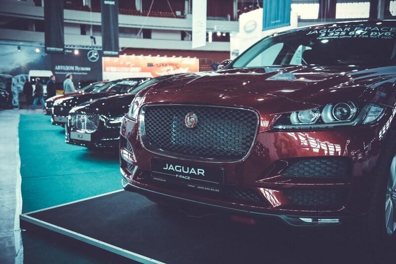 Новинки на выставке `Мир Автомобиля`