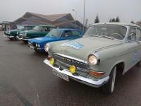 Фестиваль классических автомобилей `10 Озер`