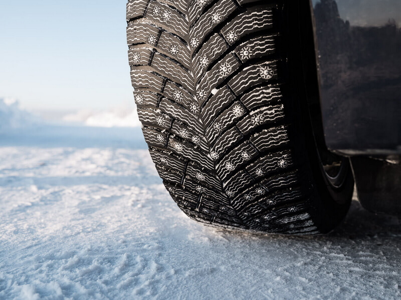 Новый протектор MICHELIN X-Ice North 4