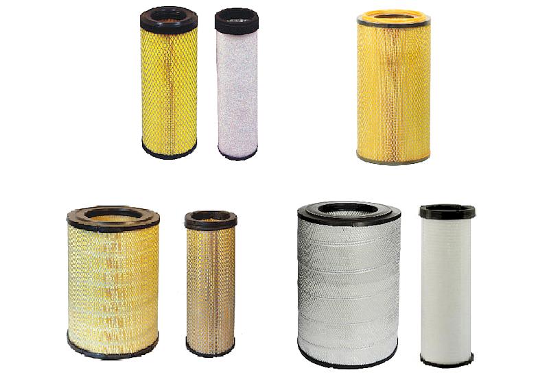 Фильтры для дорожно-строительной, грузовой техники, легкового транспорта